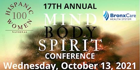 2021 Mind, Body, Spirit Conference tickets