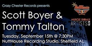 Scott Boyer & Tommy Talton of Cowboy: Rare Acoustic...