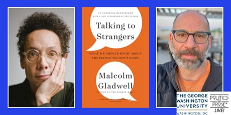 P&P Live! Malcolm Gladwell | TALKING TO STRANGERS with David Plotz tickets
