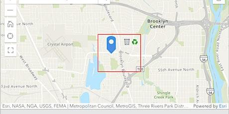 Brooklyn Center MN Neighborhood Cleanup tickets