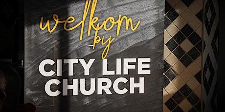 Welkom Thuis bij City Life Church Den Haag tickets