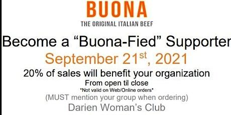 Darien Woman's Club Dinner Fundraiser tickets