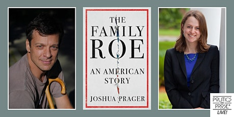 P&P Live! Joshua Prager   THE FAMILY ROE: AN AMERICAN STORY w/ Mary Ziegler tickets