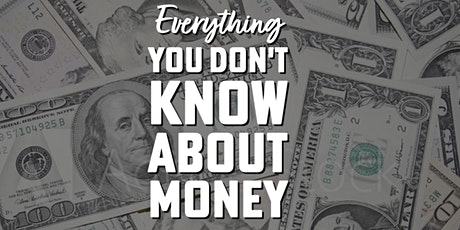 Everything You Don't Know About Money October 2021 tickets