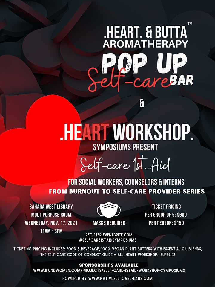 Self-care 1st…Aid Provider Workshop Symposium image