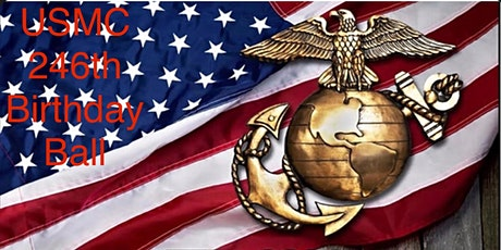 Marine Corps Birthday Celebration 2021Greenville SC tickets