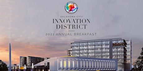Oklahoma City Innovation District Annual Breakfast tickets