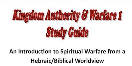 Kingdom Authority Warfare1 tickets