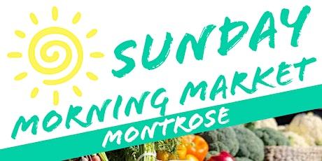 Sunday Morning Market at Curb Market Montrose tickets
