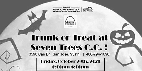 FREE Trunk or Treat! tickets