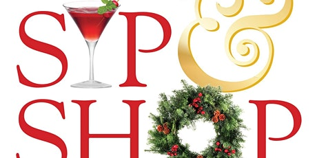 Holiday Sip & Shop in Downtown Camas 2021 tickets