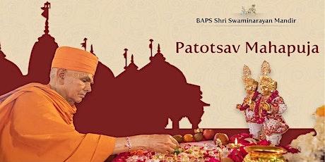 7th Patotsav of BAPS Shri Swaminarayan Mandir, Sacramento tickets