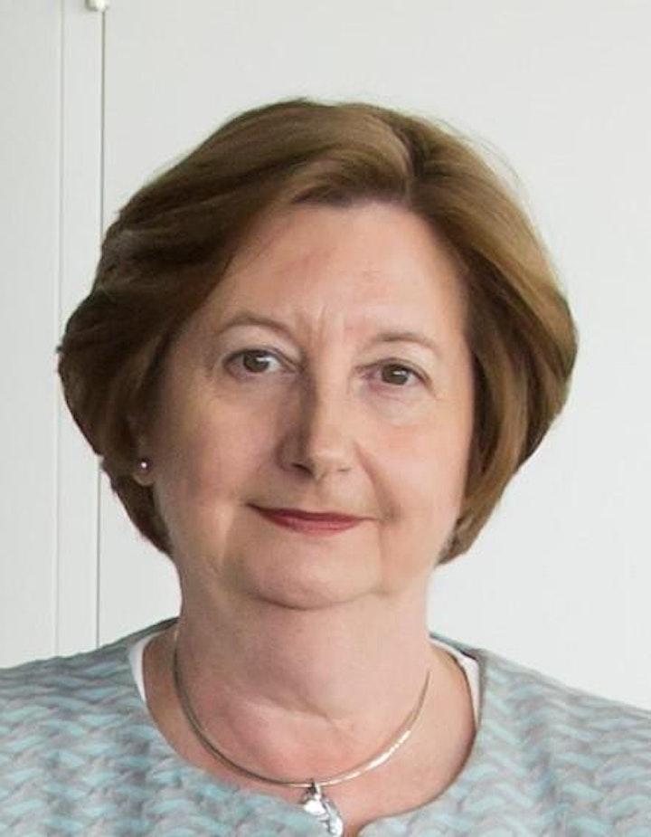 Silvia Fernández de Gurmendi on Gender, Women and Leadership at the ICC image