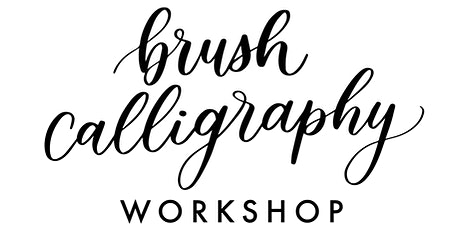Brush Calligraphy Workshops - Lowercase Letters tickets