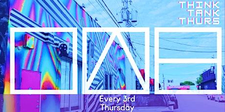 LAB Miami October's Think Tank Thursdays tickets