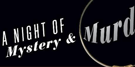 Jacksonville Murder Mystery Dinner tickets