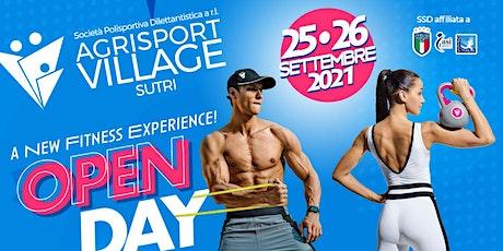 Open Day Agrispot Village biglietti