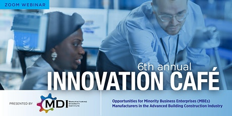 6th Annual Innovation Cafe' 2021 tickets