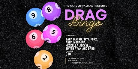Drag Bingo tickets