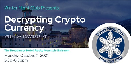 Decrypting Crypto Currency tickets