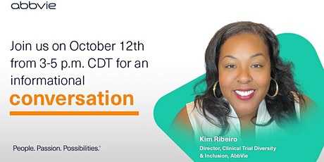 BWISE Presents…Diversity in Clinical Trials with AbbVie tickets