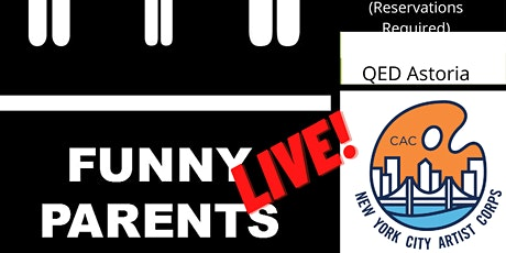 Funny Parents Live! tickets