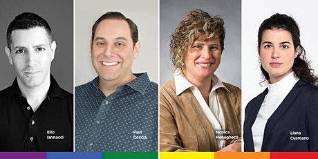 Cultural Tuesdays: Italian-Canadian Queer Readings tickets