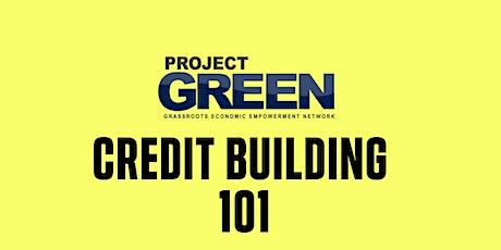 Credit Building 101 (Live Webinar) SEP2021 tickets
