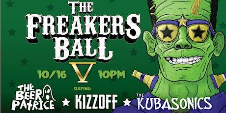 Freaker's Ball V tickets