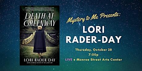 LIVE @ MSAC: Lori Rader-Day tickets
