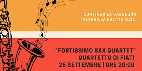 Festival d'Autunno - Fortissimo Sax Quartet biglietti