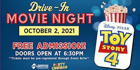 GMP Drive - In Movie Night tickets