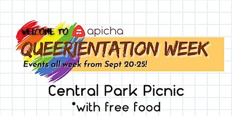 LGBTQ+ Asian American Central Park Picnic tickets