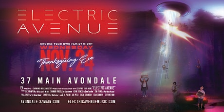 Electric Avenue (80s MTV Experience) tickets