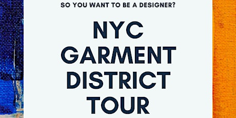 LCAC NYC Garment District Tour - December 3rd tickets