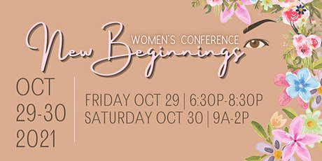 New Beginnings Women's Conference tickets