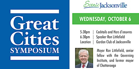 Great Cities Symposium tickets