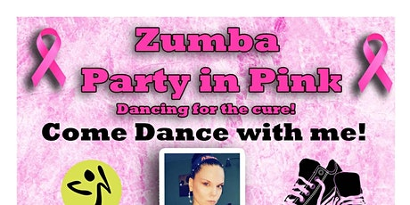 Virtual Zumba Master Class for Charity tickets