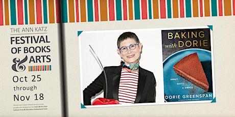 Virtual Ann Katz Festival: Dorie Greenspan tickets