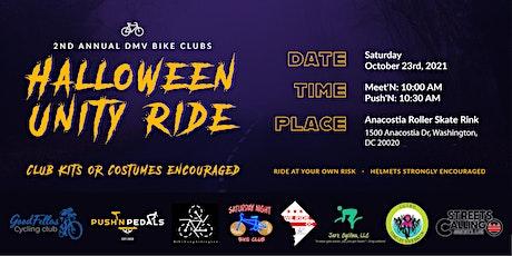 2nd Annual DMV bike Clubs ride (Halloween theme) tickets