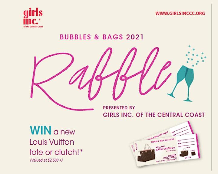 Girls Inc. Bubbles & Bags Event 2021 image