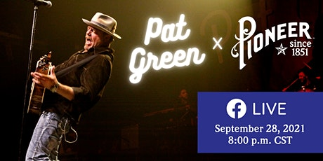Pat Green Celebrates 170 Years of Pioneer tickets