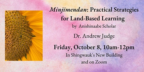 Minjimendan: Practical Strategies for Land-Based Learning tickets
