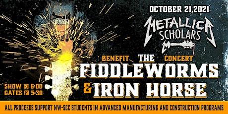 NW-SCC Metallica Scholars Initiative Benefit Concert tickets
