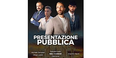 LANCIO MILANO biglietti