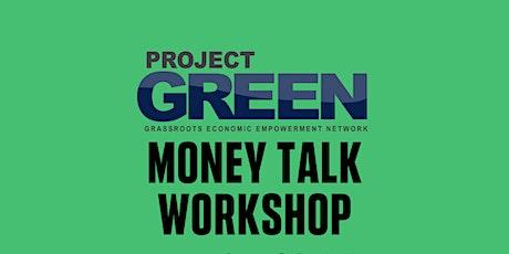 Money Talk Workshop OCT 2021 tickets