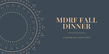 Italian Tasting Menu Benefitting MDRF tickets
