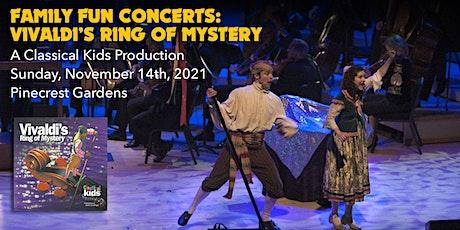 Vivaldi's Ring of Mystery tickets