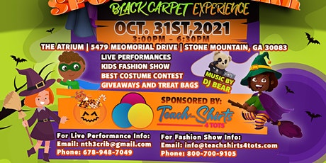 THE SPOOK-TACULAR BLACK CARPET EXPERIENCE tickets