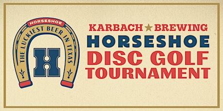 Karbach Disc Golf Tournament tickets